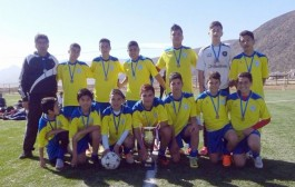 Equipos ovallinos sacaron pasajes para el Campeonato Nacional de futbol escolar sub 14