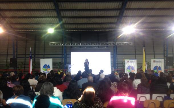 Municipio celebró a todos los dirigentes sociales de Ovalle