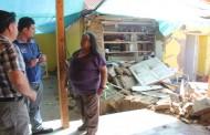 36 albergados y 2.716 personas damnificadas en la Provincia de Limarí