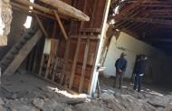 Evalúan daños en iglesias y sitios patrimoniales de Ovalle luego del terremoto