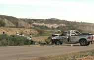 SIAT investiga causas del trágico accidente de esta tarde en Ovalle