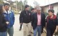 Ministra de Vivienda da a conocer apoyo a familias de Sotaquí afectadas por terremoto