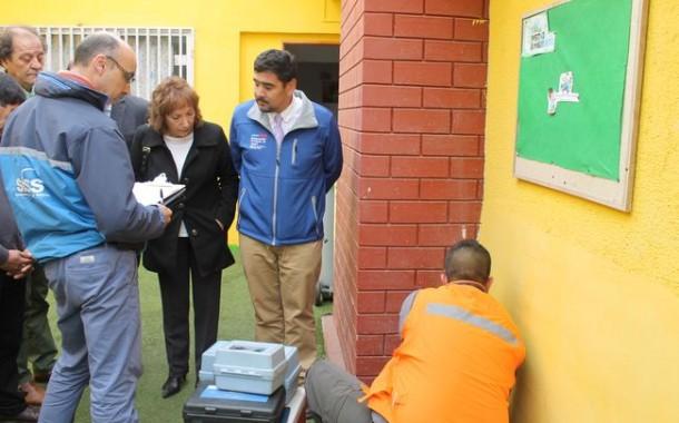 Instruyen a Aguas del Valle costear reposición de servicios afectados por terremoto