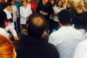 Mario Kreutzberger visita Coquimbo para evaluar reconstrucción de Instituto Teletón