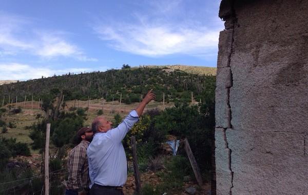 Continúa labor de apoyo a habitantes de Los Quiles de Punitaqui