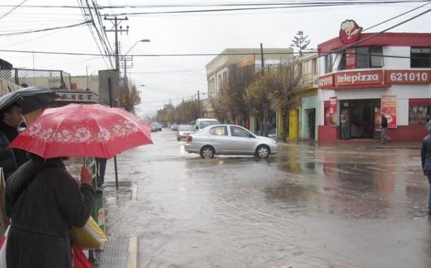 ¿Sabe cuanta lluvia se espera en las próximas horas para la provincia del Limarí?