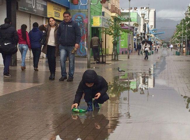 Llaman a colaborar con niños afectados por las lluvias en Ovalle