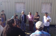 Vecinos de La Verdiona esperan se concrete proyecto de electrificación