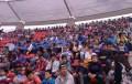 Niños ovallinos disfrutaron de la semifinal del torneo mundial Sub 17