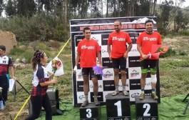 Club ovallino  de mountainbike destaca en fecha de Campeonato regional