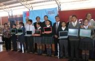 Mayor inclusión digital obtienen niños de Monte Patria gracias a programa