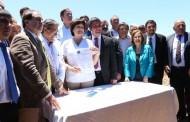 Ministra de Salud entrega terrenos y da el vamos al nuevo hospital de Ovalle