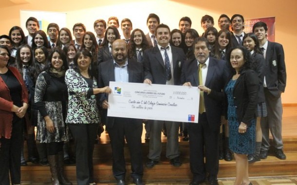 Estudiantes de  4° medios  diseñaron el Gobierno Regional ideal para  la región