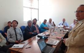 Dan a conocer a alcaldes del Limarí Proyecto de Educación Pública