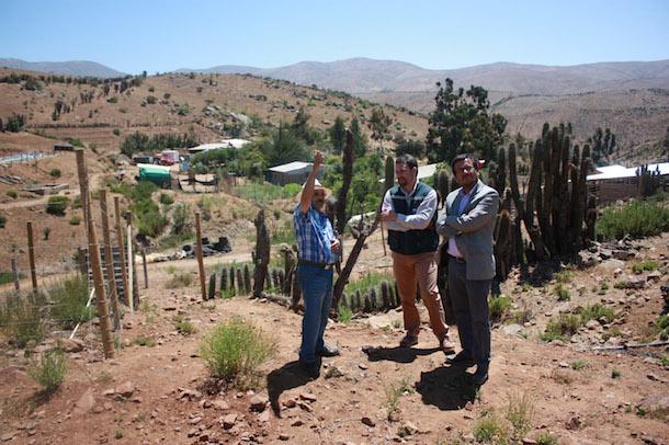 Agricultores y ganaderos de la región serán beneficiados gracias al Programa de Recuperación de Suelos Degradados