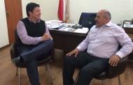 Alcaldes de Punitaqui y Ovalle se reúnen con Gobernador de Limarí