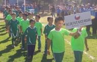Se inauguró la XXV Torneo de Fútbol Infantil de la academia Kico Rojas de Ovalle