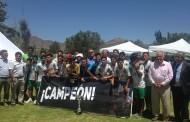 La XXV versión del Campeonato de fútbol infantil copa Ovalle ya tiene a sus ganadores