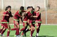 Como avión despegaron chicos de la Sub- 14 de Diaguitas en Campeonato Nacional: hoy golearon a Valdivia