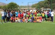 Destacan logros de Academia de Fútbol Municipal de Monte Patria
