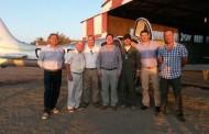 Gobernador de Limarí se reúne con Club Aéreo de Ovalle