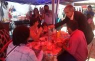 Chalinga celebró la VI versión de la Fiesta delQueso