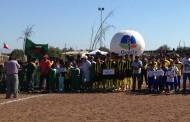 Comenzó el V Semillero de fútbol ruralorganizado por el municipio de Ovalle