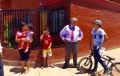 En sitio eriazo municipio habilitará cancha de fútbol a pedido de los niños de la villa Agrícola