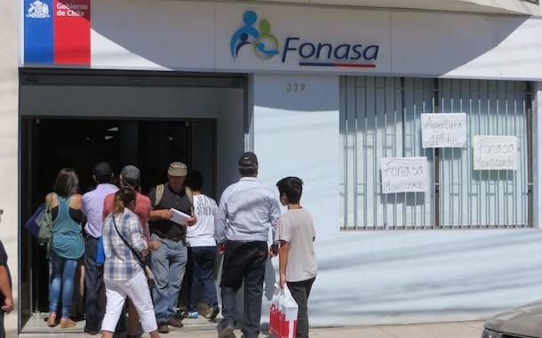 FONASA retoma atención y negociaciones se postergan hasta marzo