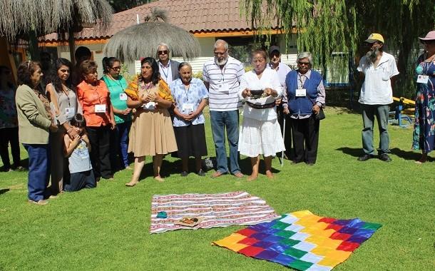 Pueblos originarios de Limarí participan enConsulta Indígena en Salud