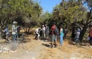 Comunidad educativa de Ovalle aprendió sobrebiodiversidad en el Valle del Encanto