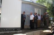 Gobierno ha levantado más de 700 viviendasde emergencia en 5 meses