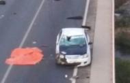 Dos muertos en fatal accidente registrado esta madrugada