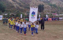 Torneo de Fútbol Semillero recorrerá todas las localidades participantes en Ovalle