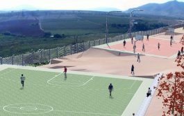 Construcción de parque deportivo Media Hacienda marcará cierre definitivo del campamento del sector