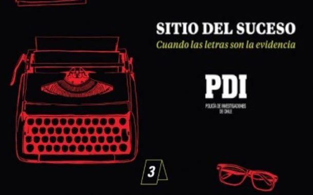 """Llaman a escritores ovallinos a irse en la """"volá"""": PDI lanza concurso de cuentos policiales"""