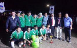 Con éxito finalizó el torneo de fútbol Semillero Rural en Ovalle