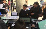 907 estudiantes ovallinosrecibencomputador portátil y conexión a internet