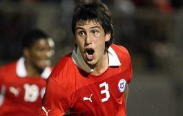El futbolista ovallino que hoy disputará la Copa América Centenario