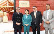 Mineros rinden homenaje póstumo a dirigenta en la inauguración de sede gremial en Ovalle