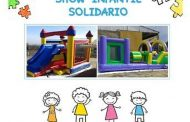 Beneficio infantil solidario en la Villa Mirador Departamento