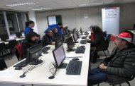 Emprendedores del Limarí actualizan conocimientosen computación y redes sociales