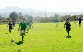 Semillero ovallino de futbol rural viaja a Santiago para jugar con Cobreloa