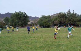 La Silleta no quiere soltar la copa del Torneo Semillero de Fútbol Rural en Ovalle