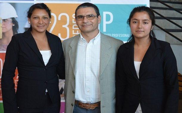 Estudiantes ovallinas realizan pasantía en salud en Colombia