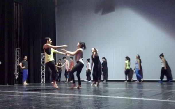 Bailarines locales participan en  laboratorios de creación artística