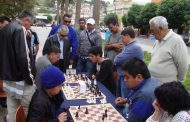 En la Plaza de Armas se efectuará abierto de Ajedrez en Ovalle