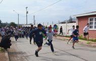 Escuela de Huamalata organiza la tercera corrida familiar  inclusiva