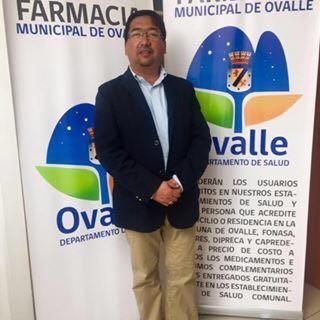 Concejal Patricio Reyes