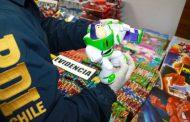 Advierten sobre el riesgo de comprar a los hijos juguetes falsificados